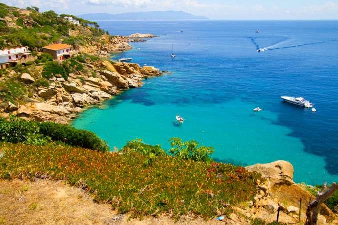 Isola d'Elba e Capraia | Week-end lungo in barca a vela | Arcipelago toscano