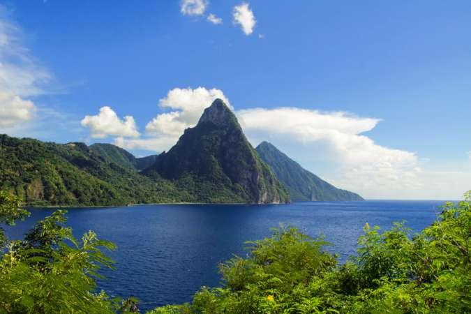 St. Lucia e Tobago Cays in catamarano  | Vacanza in vela | Caraibi