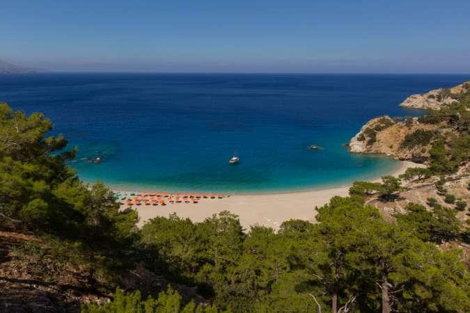 Luxury Crewed Yacht | Grecia |  Crociera in Dodecaneso |  Catamarano Sunreeef 70
