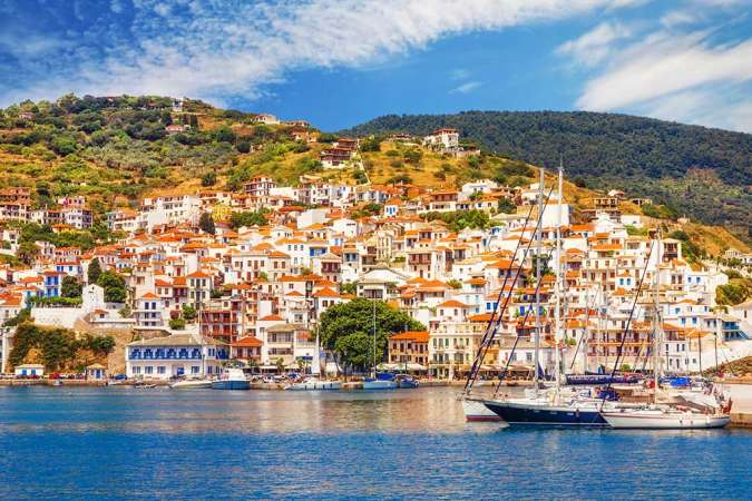 Isole Sporadi e Grecia in barca a vela | Vacanza classica per gli amanti della vela