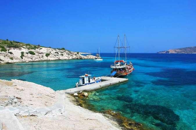 Vacanza in catamarano in Grecia | Isole del Dodecanneso | Kos e Symi | 10 giorni