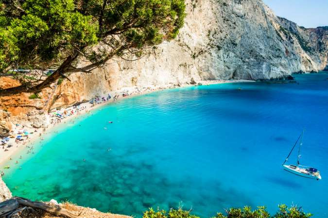 Greece | Zante | Peloponnese Sailing Charter Holiday  | Classic Vacation for Real Sailing Lovers