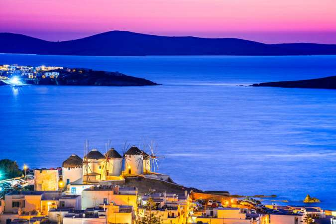 Ulysses Route Mykonos - Bodrum | Charter Catamaran Holiday | Greece