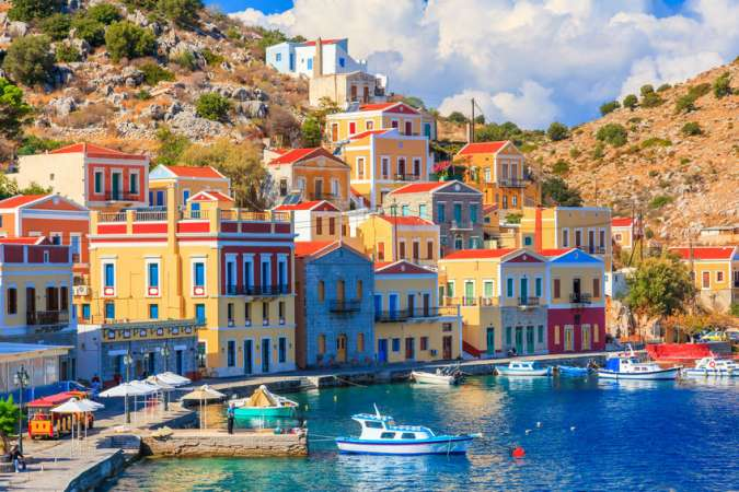 Greece Catamaran | Dodecanese Islands August Holiday | Sailing Charter | 15 days
