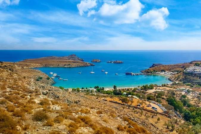 Dodecanneso Grecia | Vacanza in barca a vela | Mediterraneo