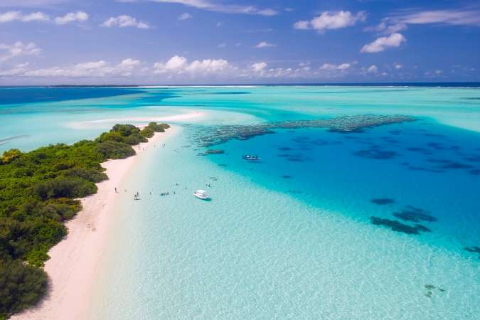 Charter Catamaran Sailing Holiday | Maldives Islands | Indian Ocean