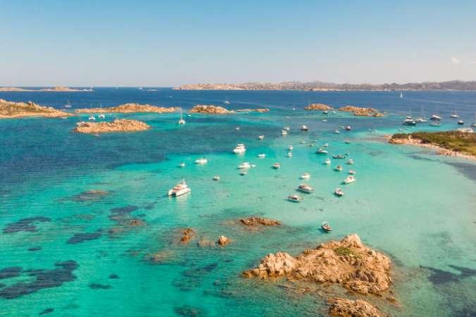 Sardegna del nord e Corsica a vela   Vacanze in catamarano   Charter