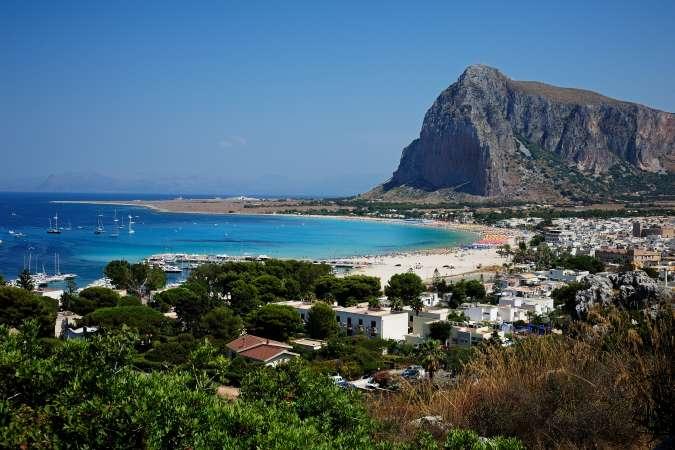 Riserva dello Zingaro   San Vito Lo Capo   Week-end in catamarano   Sicilia