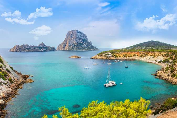 Ibiza and Formentera Sailing Charter Holiday | Balearic Islands | Spain