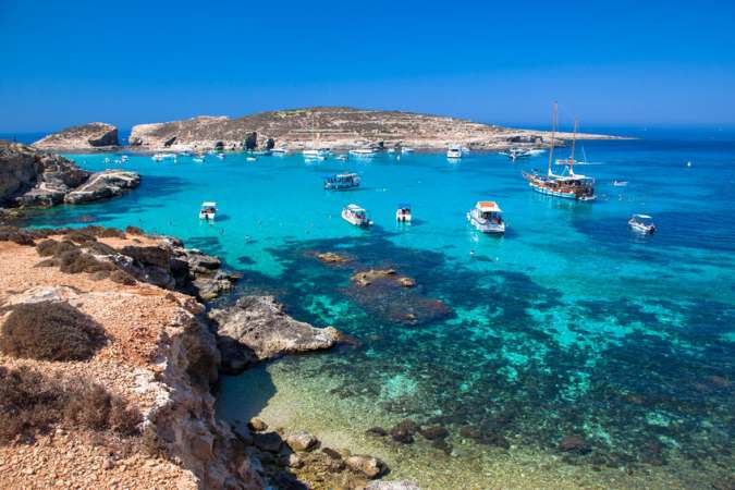 Sailing Charter Catamaran Holiday | Malta | Mediterranean Sea