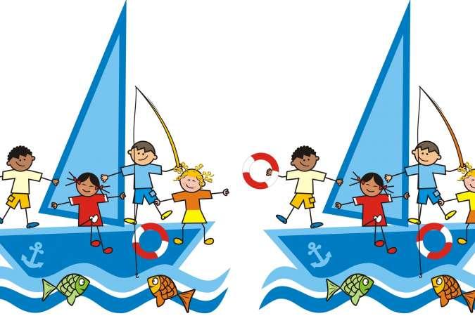 Ocean KIDS | The art of sailing having fun | Sailing Course | Portovenere