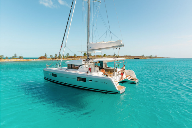 Balearic Charter Catamaran Holiday  |  Mallorca and Menorca Islands | Spain