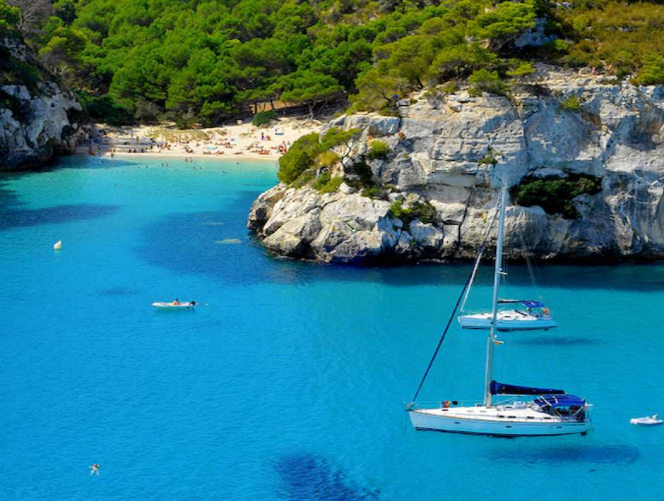 END OF JUNE | Balearic Charter Catamaran Holiday