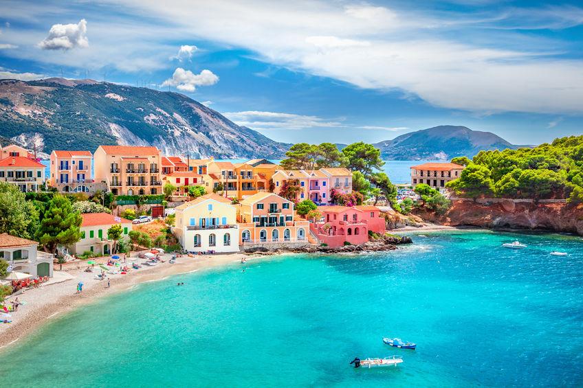 Catamaran Sailing Holiday | Ulysses Route | Cephalonia - Mykonos | Greece