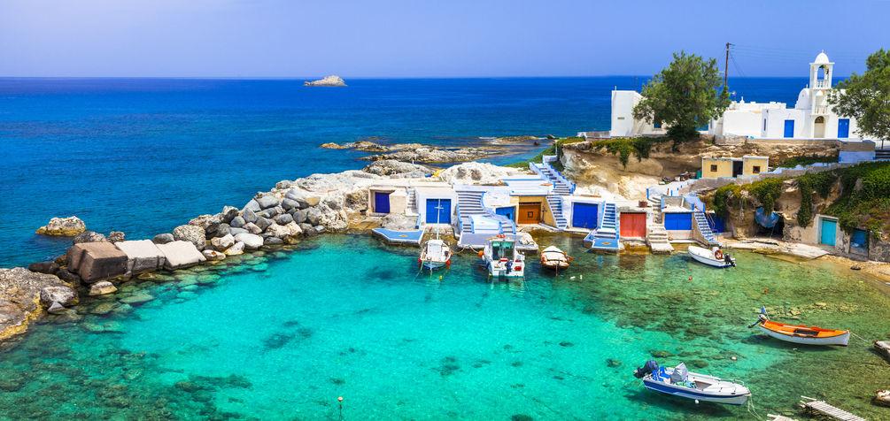 Greece Catamaran Sailing Charter | Paros to Paros | Cyclades
