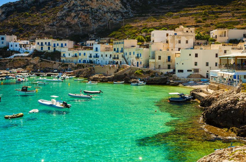 Sailing Sicily | Favignana Levanzo Marettimo | Dreaming holiday in catamaran | Italy