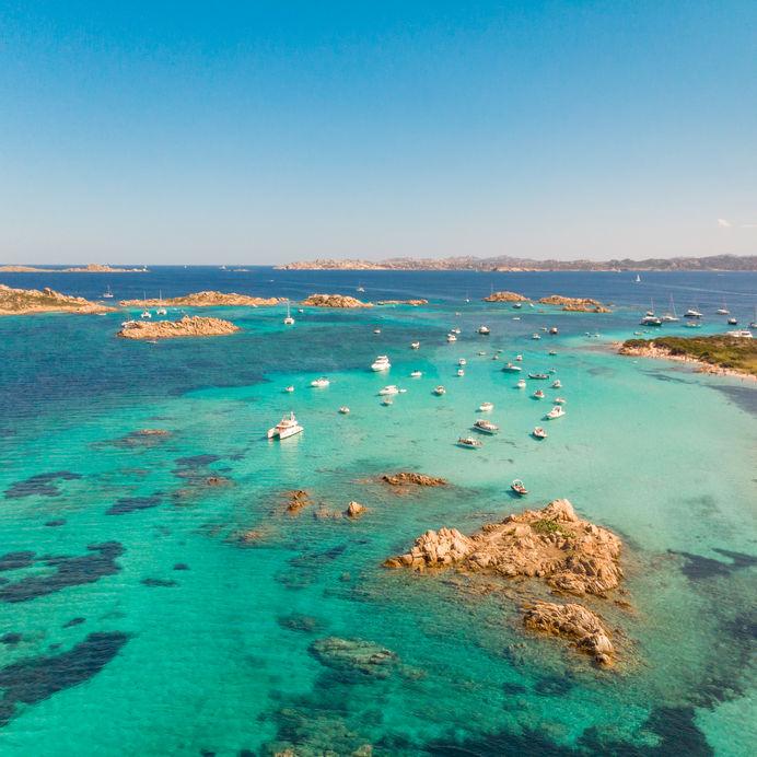 Sardegna del nord e Corsica a vela | Vacanze in catamarano | Charter