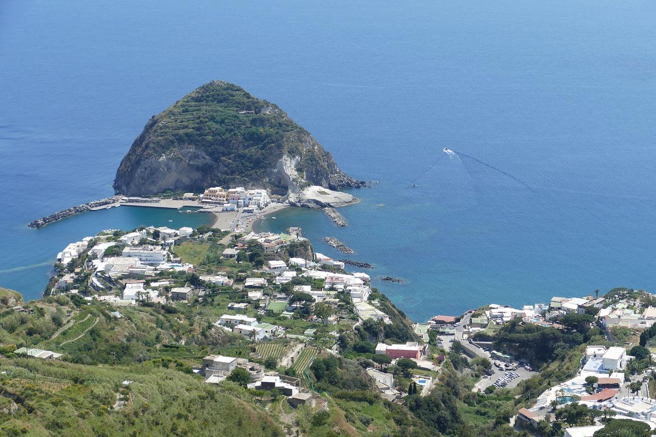 Ischia and Procida