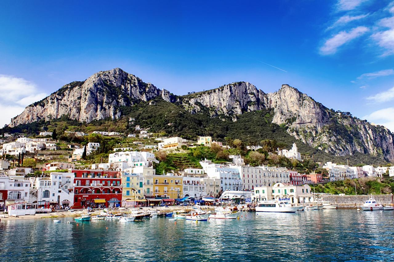 Capri Sorrento | Naples
