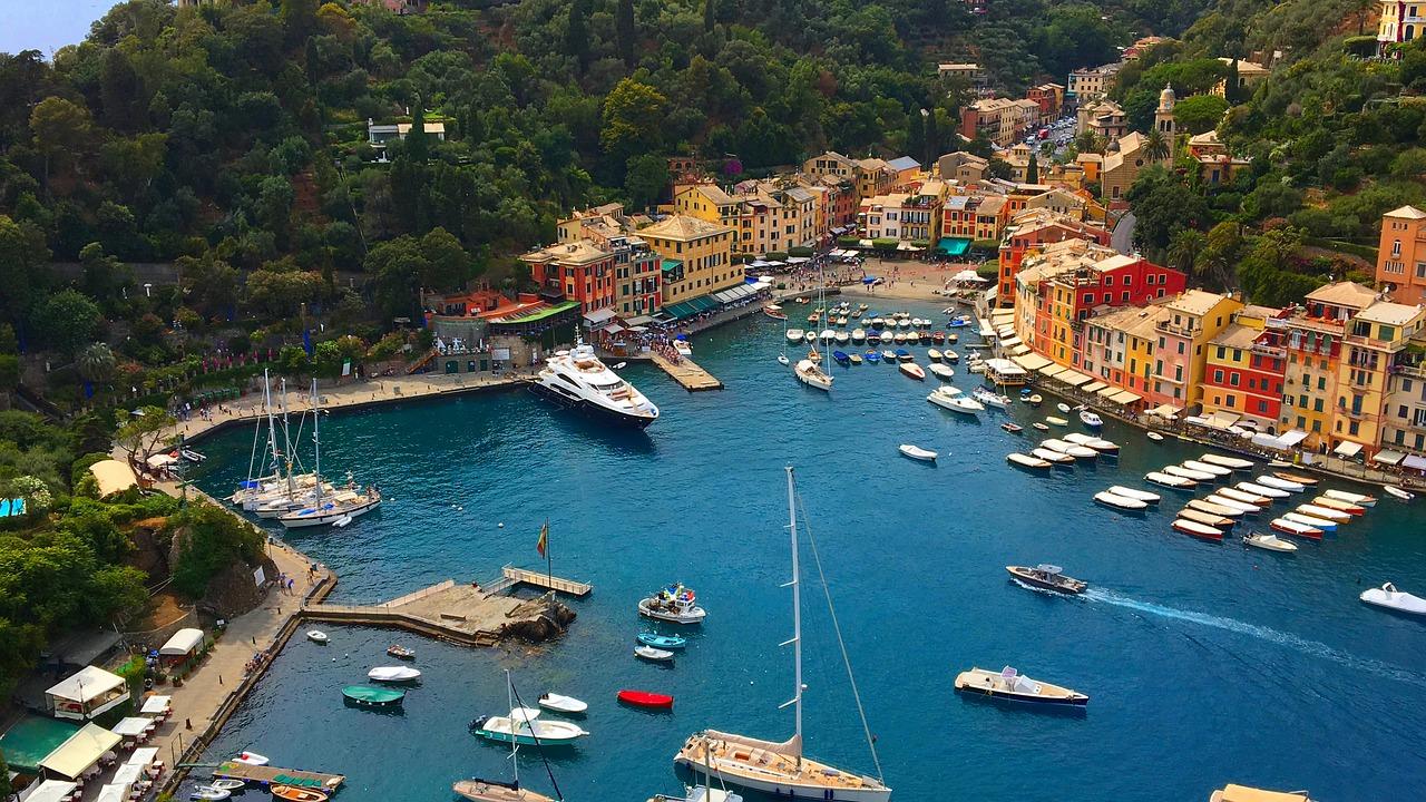 Portofino and Santa Margherita Ligure