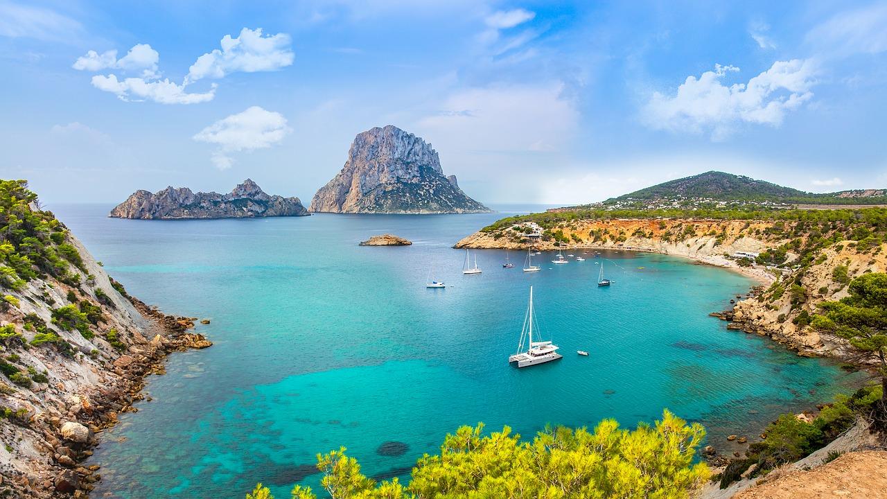 Ibiza e Formentera | Vacanze in barca a vela | Isole Baleari | Spagna