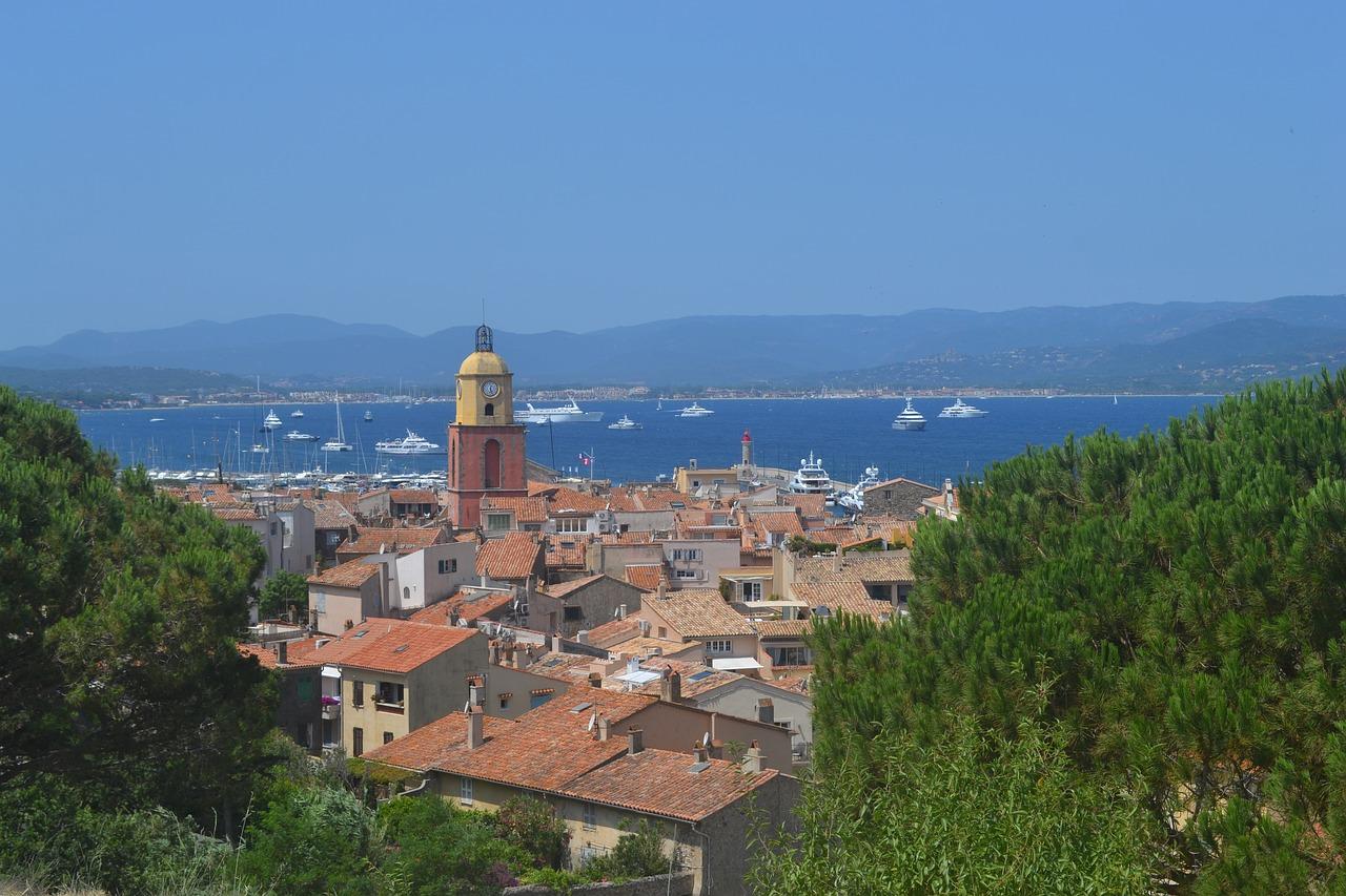 Saint Tropez and Côte d'Azur