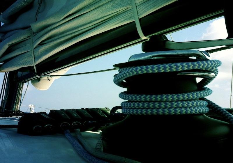 Ocean TEENAGERS | The art of sailing  having fun | Teen Sailing Course | Portovenere