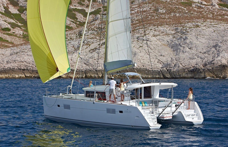 Charter Catamaran Holiday | Aeolian Islands | Sicily | Italy