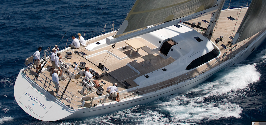 Luxury Southern Wind | Sailing Yacht Charter Holiday | Any Destination in Italy